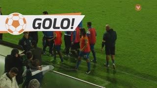 GOLO! Estoril Praia, Michael aos 90'+3', Moreirense FC 1-3 Estoril Praia