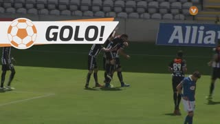 GOLO! CD Nacional, Tiquinho aos 13', CD Nacional 1-0 Os Belenenses