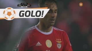 GOLO! SL Benfica, Jonas aos 16', Moreirense FC 0-1 SL Benfica