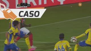 Marítimo M., Caso, P. Diawara aos 90'