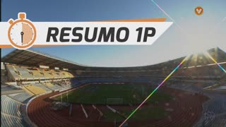 Liga NOS (18ªJ): Resumo A. Académica 1-1 FC P.Ferreira