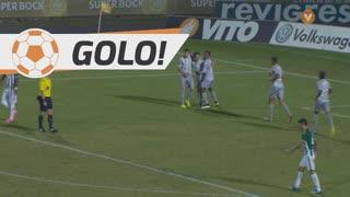 GOLO! U. Madeira, Danilo Dias aos 48', Vitória FC 1-1 U. Madeira