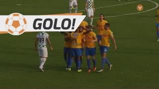 GOLO! Estoril Praia, Anderson Luis aos 1', Moreirense FC 0-1 Estoril Praia