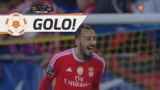 GOLO! SL Benfica, K. Mitroglou aos 52', Estoril Praia 1-1 SL Benfica