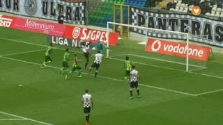 Boavista FC, Jogada, R. Gabriel aos 38'