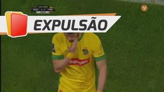 FC P.Ferreira, Expulsão, Romeu aos 84'
