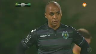 Sporting CP, Jogada, João Mário aos 87'
