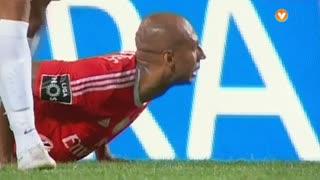 SL Benfica, Jogada, Luisão aos 41'