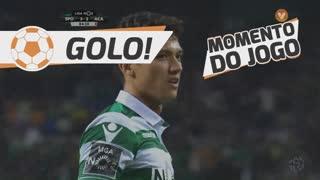 GOLO! Sporting CP, Montero aos 84', Sporting CP 3-2 A. Académica