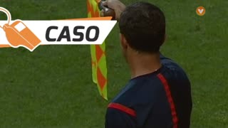 FC P.Ferreira, Caso, Miguel Vieira aos 31'
