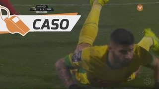 FC P.Ferreira, Caso, Bruno Moreira aos 76'