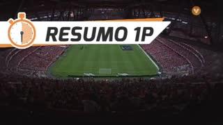 I Liga (1ªJ): Resumo SL Benfica 4-0 Estoril Praia