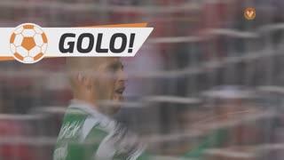 GOLO! Sporting CP, Slimani aos 21', SL Benfica 0-2 Sporting CP