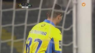 FC Arouca, Jogada, Maurides aos 15'