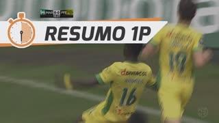 I Liga (8ªJ): Resumo Marítimo M. 0-2 FC P.Ferreira