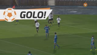 GOLO! CD Nacional, Luís Aurélio aos 13', Os Belenenses 0-1 CD Nacional