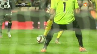 FC P.Ferreira, Jogada, João Silva aos 2'