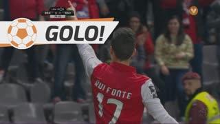 GOLO! SC Braga, Rui Fonte aos 75', SC Braga 5-1 Rio Ave FC