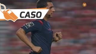 SL Benfica, Caso, Gaitán aos 42'