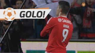 GOLO! SL Benfica, R. Jiménez aos 83', SL Benfica 3-1 Rio Ave FC