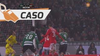 Sporting CP, Caso, Slimani aos 68'