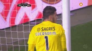 Sporting CP, Jogada, B. Ruiz aos 74'