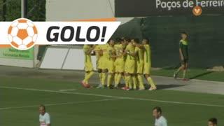 GOLO! FC P.Ferreira, Bruno Moreira aos 3', FC P.Ferreira 1-0 FC Arouca