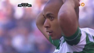 Sporting CP, Jogada, João Mário aos 5'