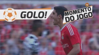 GOLO! SL Benfica, Gonçalo Guedes aos 39', SL Benfica 1-0 Boavista FC