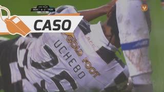 Boavista FC, Caso, M. Uchebo aos 80'