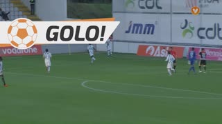 GOLO! Moreirense FC, Rafael Martins aos 25', Moreirense FC 2-0 CD Nacional