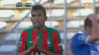 Marítimo M., Jogada, Dyego Sousa aos 9'