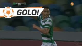 GOLO! Sporting CP, T. Gutiérrez aos 24', Sporting CP 2-0 Vitória SC