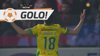 GOLO! FC P.Ferreira, Diogo Jota aos 23', FC P.Ferreira 1-1 SL Benfica