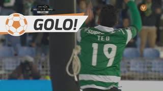 GOLO! Sporting CP, T. Gutiérrez aos 78', Belenenses 1-5 Sporting CP