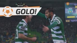 GOLO! Sporting CP, A. Aquilani aos 37', Sporting CP 2-0 Moreirense FC