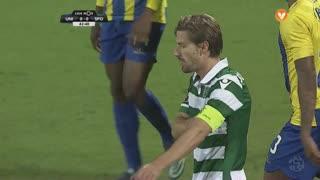 Sporting CP, Jogada, Adrien Silva aos 43'