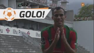 GOLO! Marítimo M., Fransérgio aos 27', Marítimo M. 1-0 Vitória SC