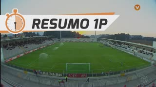 I Liga (12ªJ): Resumo Moreirense FC 0-0 SC Braga