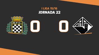 I Liga (22ªJ): Resumo Boavista FC 0-0 A. Académica