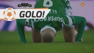 GOLO! Sporting CP, Slimani aos 54', Sporting CP 1-1 CD Tondela