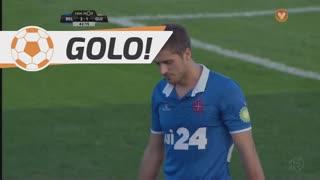 GOLO! Vitória SC, Filipe Ferreira (p.b.) aos 43', Belenenses 2-2 Vitória SC
