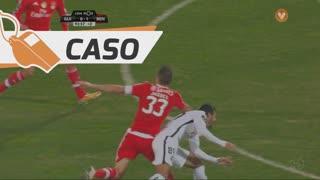 Vitória SC, Caso, Henrique Dourado aos 90'+3'