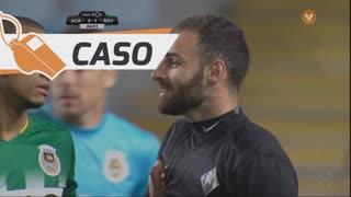 A. Académica, Caso, Rafael Lopes aos 64'