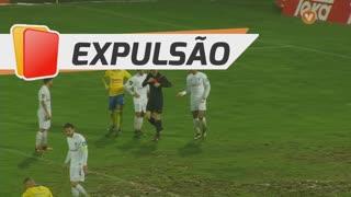 Estoril Praia, Expulsão, Diego Carlos aos 59'