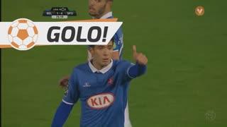 GOLO! Belenenses, M. Bakić aos 75', Belenenses 1-4 Sporting CP