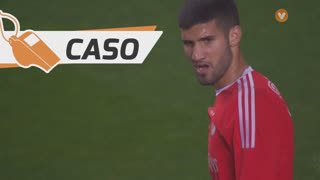 FC Arouca, Caso, David Simão aos 12'