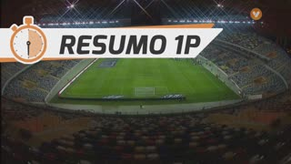 Resultado ao Intervalo – Tondela 0-1 FC Porto