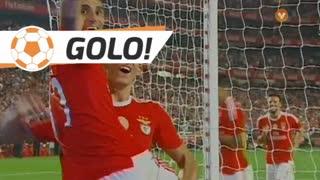 GOLO! SL Benfica, Jonas aos 73', SL Benfica 3-0 FC P.Ferreira