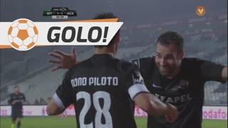 GOLO! A. Académica, Nuno Piloto aos 59', Vitória FC 1-1 A. Académica